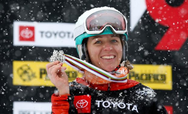 Закарпаттия Данча завоевал золотую медаль на Кубке Европы по сноуборду в Швейцарии.