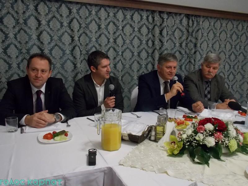 Цю фразу уповноважений міністра Угорського уряду, кординатор співпраці між Саболч-Сатмар-Березькою та Закарпатською областями, проголосив два роки тому.