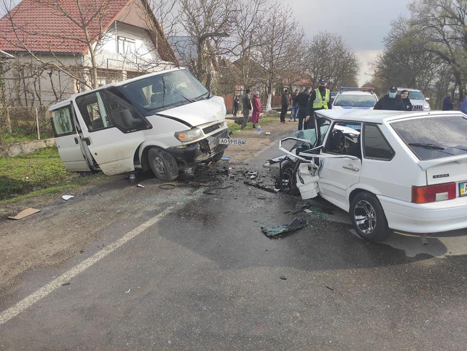 Аварії стались вчора.