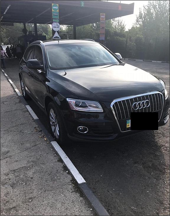 Викрадений автомобіль виявили учора прикордонники Мукачівського загону на Закарпатті.
