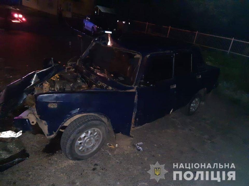 Полиция Иршавщины расследует аварию со смертельным исходом в селе Ильница.