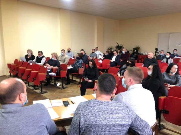 Напередодні, 24 грудня, відбулося друге пленарне засідання другої сесії Перечинської ОТГ.