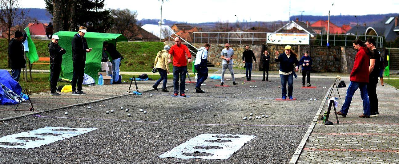 Традиційний петанк-турнір на честь покровителя міста пройде в мукачівському парку