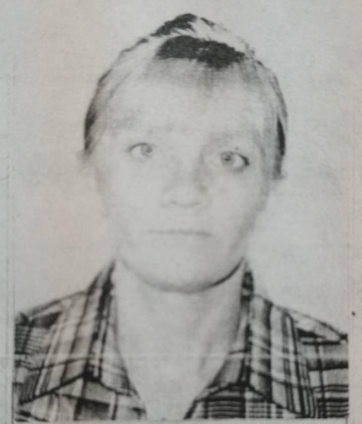 Зникла жінка