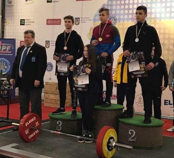 Юнак із Закарпаття зайняв 2 місце на чемпіонаті.