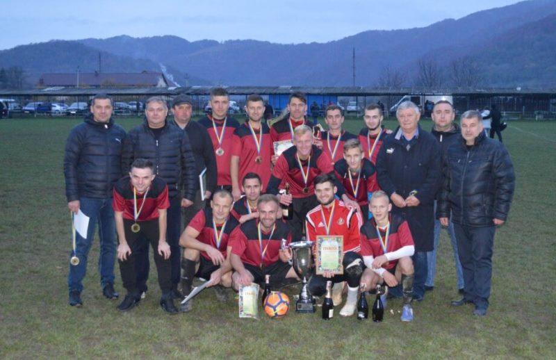 Нещодавно на стадіоні «Боржава» у селі Довге відбулись фінальні матчі чемпіонату Іршавського району 2020 року.