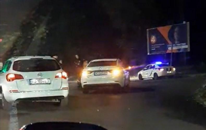 Дорожньо-транспортна пригода трапилася на вулиці Анкудінова.