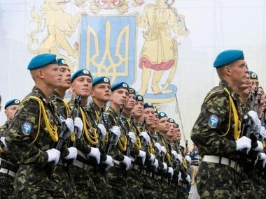 На службу до Національної гвардії призовуть всього 16 закарпатців