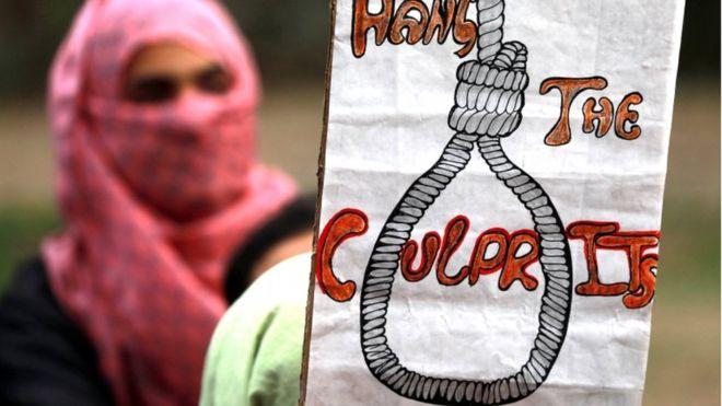 В Індії запровадили смертну кару за зґвалтування дітей
