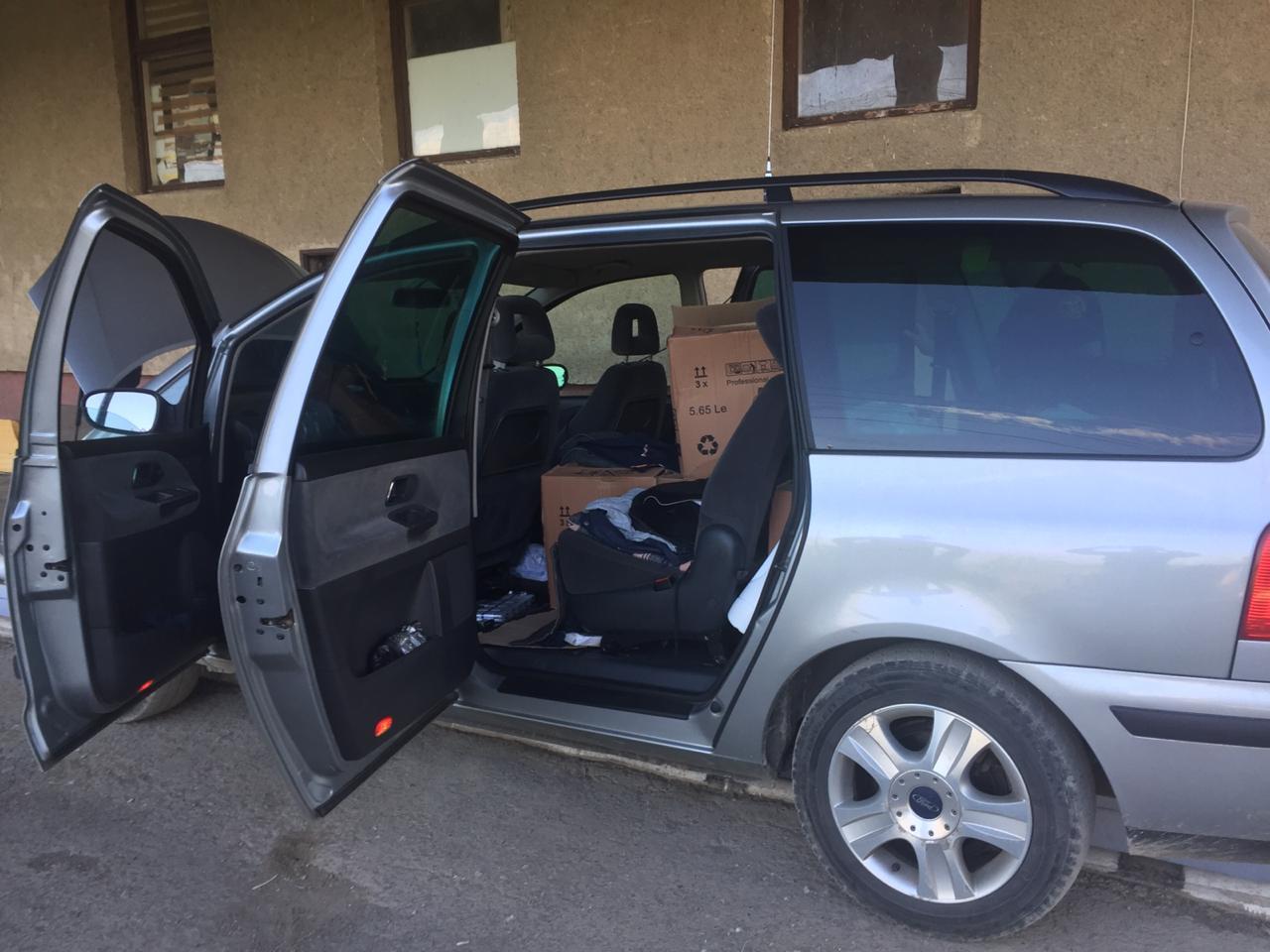 Учора ввечері в пункті пропуску «Дякове» 51-річна громадянка Румунії через бажання незаконного «підробітку» втратила своє авто.
