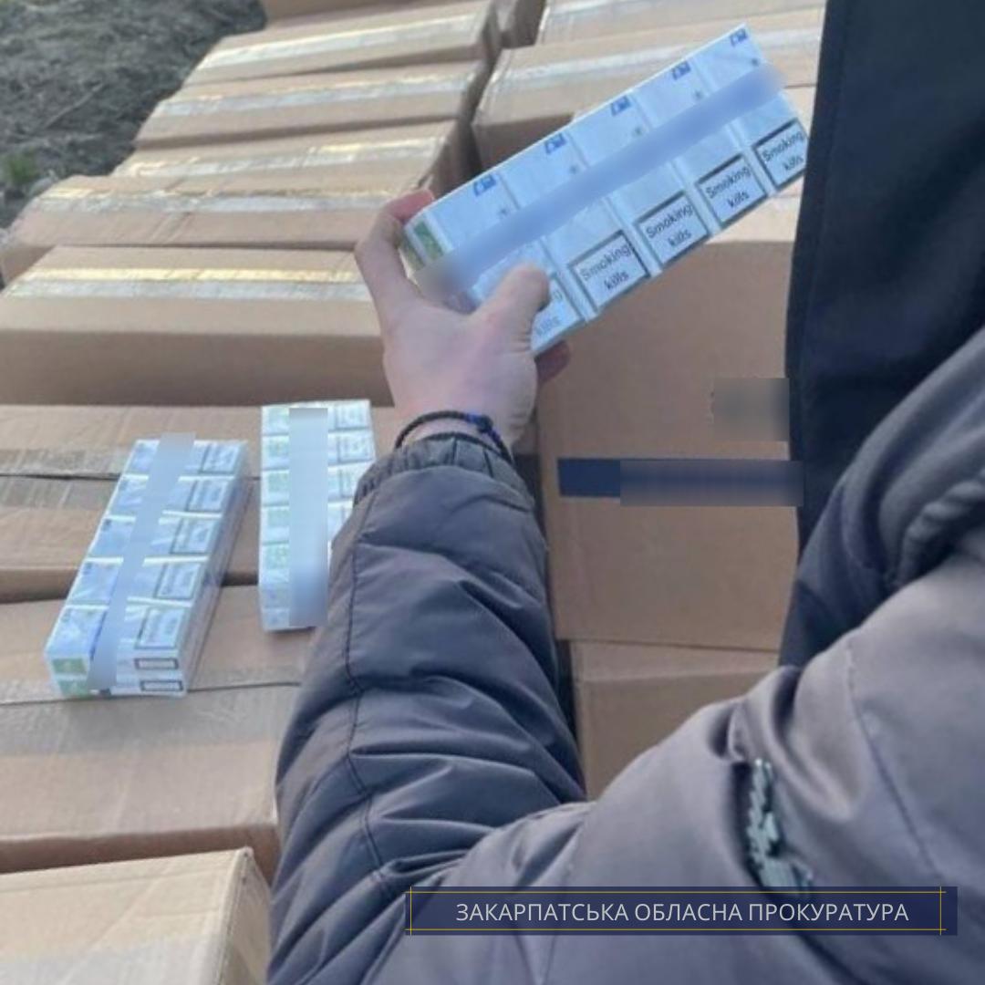 Наприкінці березня на трасі «Мукачево-Рогатин» зупинили транспортний засіб із підакцизними товарами.