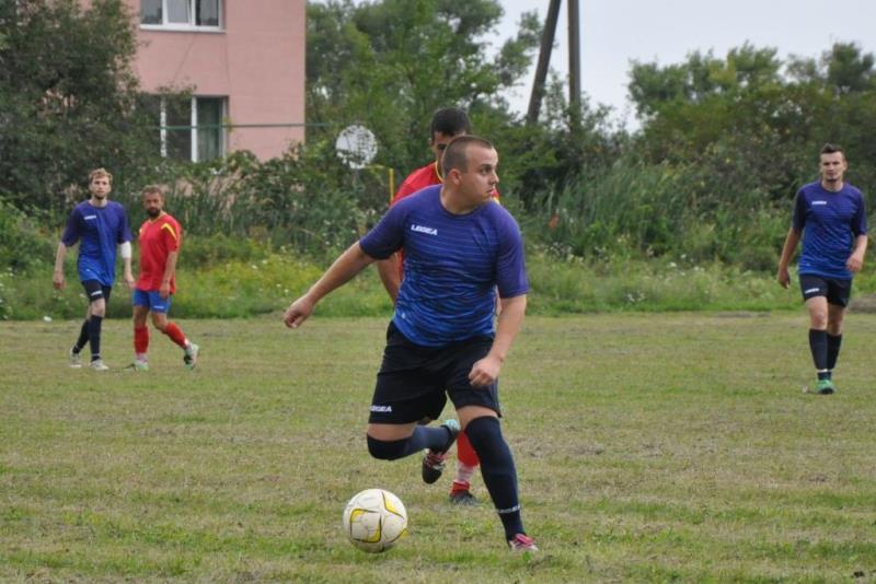 У неділю, 6 вересня, відбулися ігри четвертого туру чемпіонату Ужгородського району з футболу 2020.