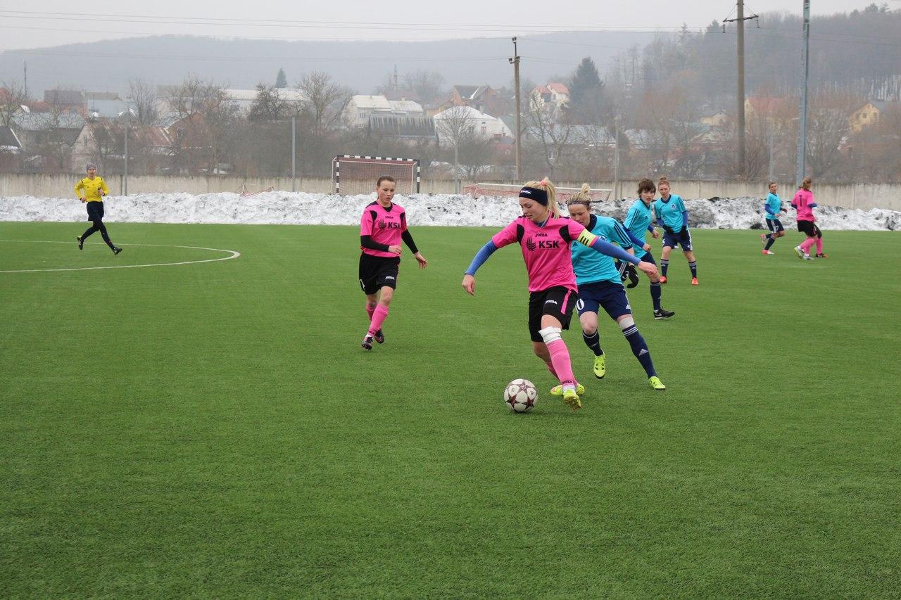 Закарпатки успішно виступили на зимовому чемпіонаті України з футболу серед жіночих команд