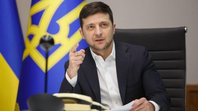 За словами Глави держави, угода про повне та всеосяжне припинення вогню на лінії розмежування на Донбасі з 27 липня має бути підписана лідерами країн