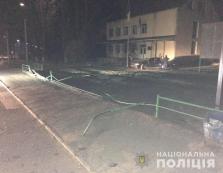"""П'яний закарпатець на """"ГАЗі"""" пошкодив кілька авто та вчинив опір поліції"""