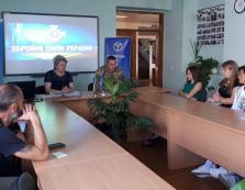 У Мукачеві безробітних орієнтують на військову службу за контрактом
