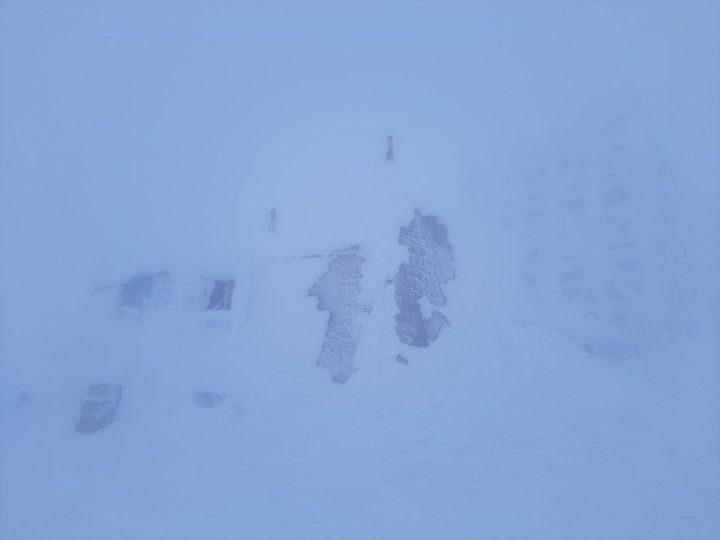 Видимість у горах сягає 30 метрів.
