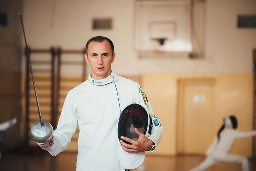 Гражданин Ужгорода Анатолий Герей стал победителем Кубка мира по фехтованию