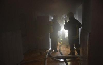 Ще до приїзду пожежників евакуювали 46 жінок, 16 немовлят і 12 медичних працівників.