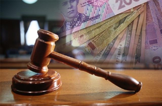 Закарпатське підприємство відшкодовує збитки за порушення лісового законодавства у судовому порядку.
