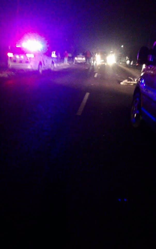 Аварія сталася сьогодні ввечері у селі Підвиноградів.