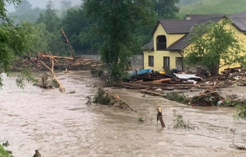 Станом на 21 липня всю воду відкачали. До робіт залучали 11 рятувальників та три спецмашини з Рахова, Великого Бичкова та Ясіня.