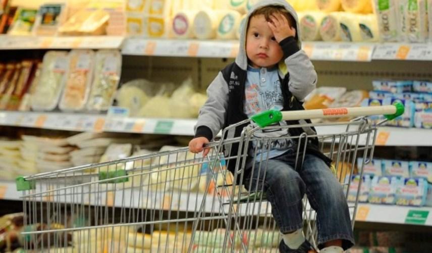 В Україні в лютому 2021 року споживча інфляція в річному вимірі прискорилася до 7,5%.
