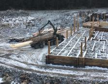 Відновлення Музею лісу і сплаву завершать вже в Новому 2019-му році