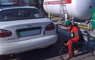 В Україні подешевшав автогаз