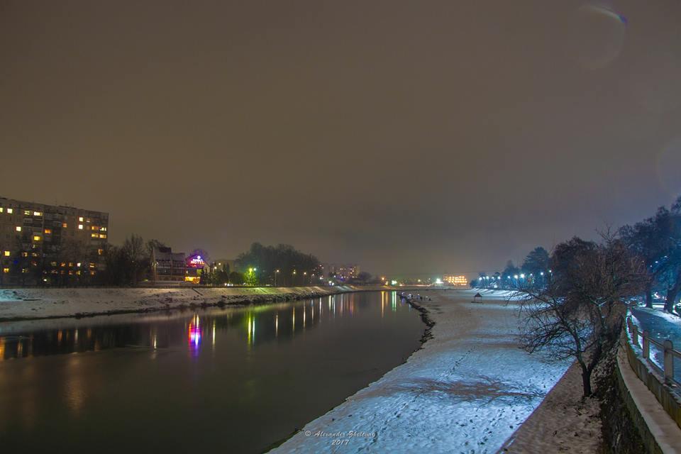Центр святкового Мукачева