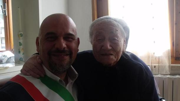В Італії померла найстаріша жінка Європи