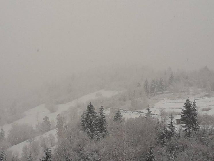 На низинній частині території області та по м. Ужгород, місцями в передгір'ях, очікується туман.