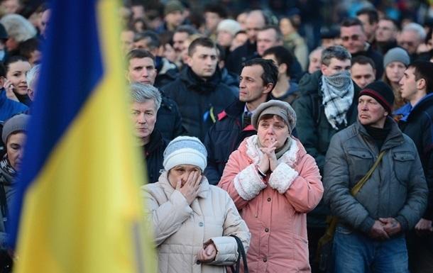 Населення в Україні скорочується швидшими темпами