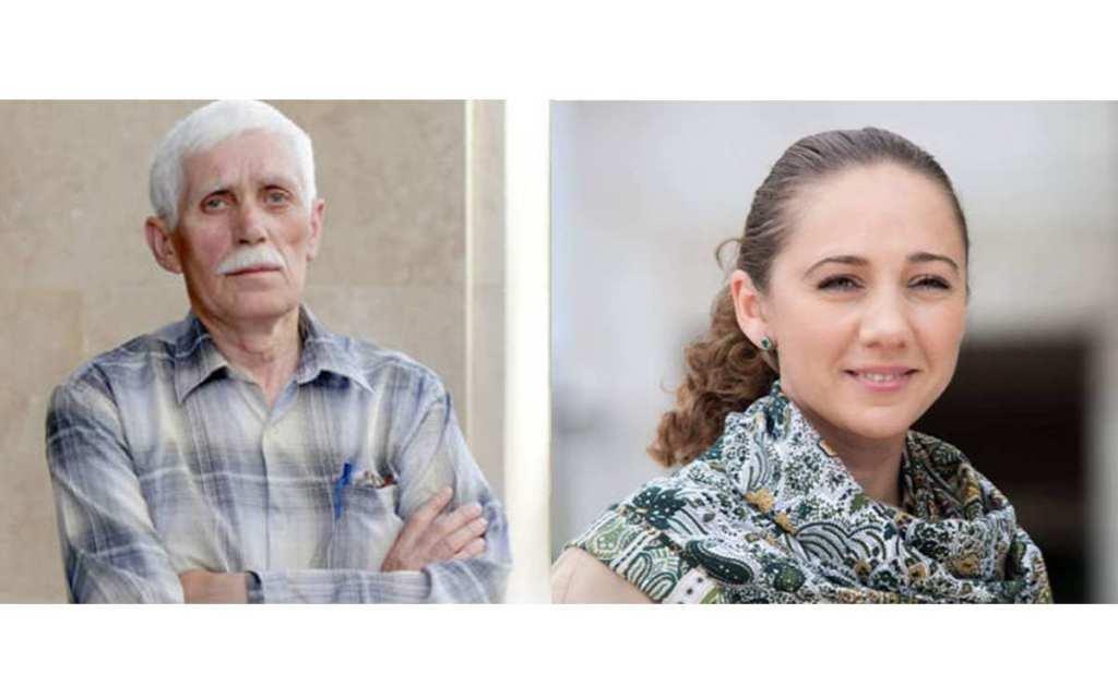 Нагородили письменника Мігая Золтана Надя та актрису Вікторію Торпоі.