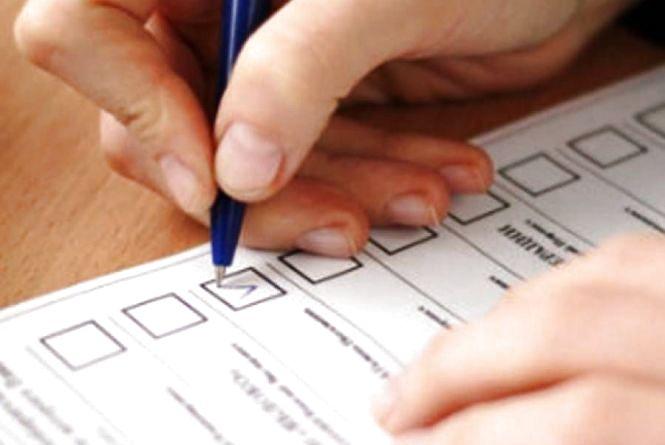 Йдеться про одну із виборчих дільниць села Неветленфолу, що на Берегівщині.