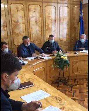 Сьогодні, 1 березня, в Закарпатській обласній адміністрації відбувається нарада щодо тарифних питань.