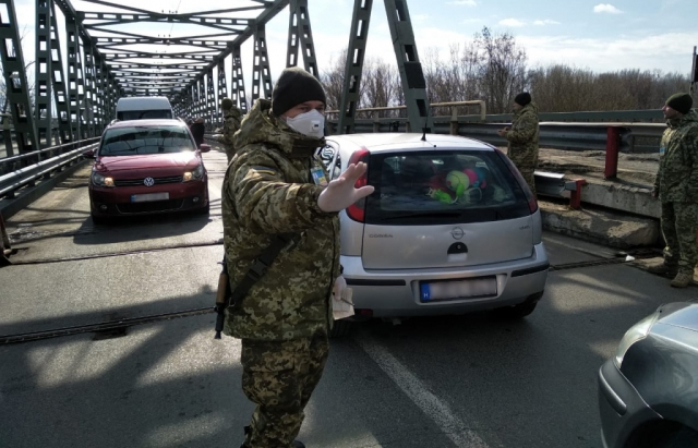 Понад 1,6 млн транспортних засобів перетнули кордон України на Закарпатті.