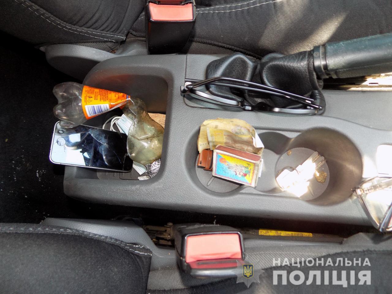 Днями під час патрулювання території міста Іршава інспектори групи реагування патрульної поліції зупинили автомобіль «Ford Focus».