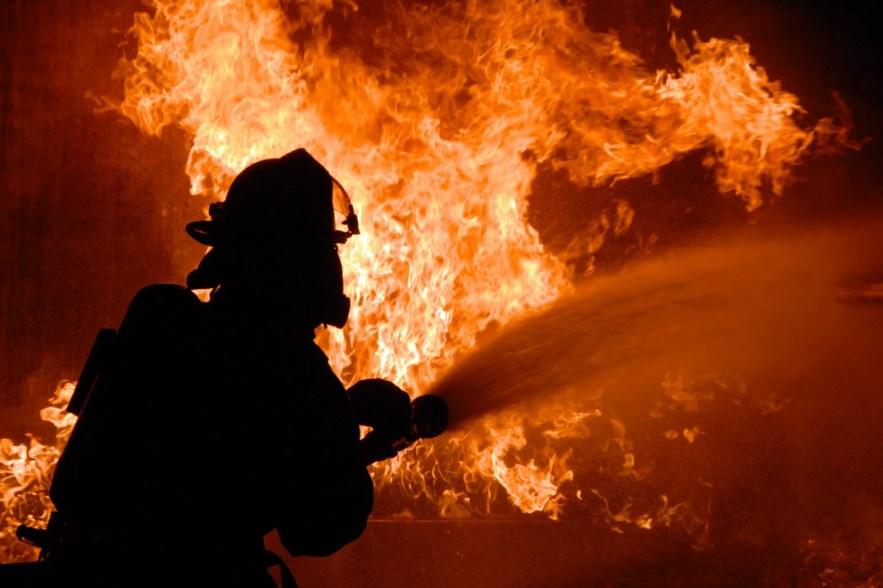 Загоряння трапилося учора, 27 вересня, у селі Довге.