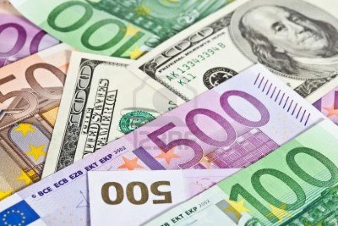 Курс гривні до євро впав до31,58 грн/€