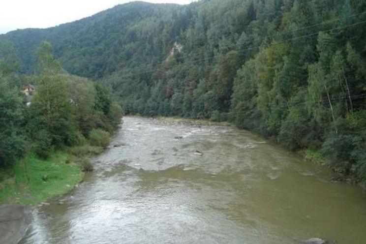 Очікуються підвищення рівнів води на 0,2 - 1 м.
