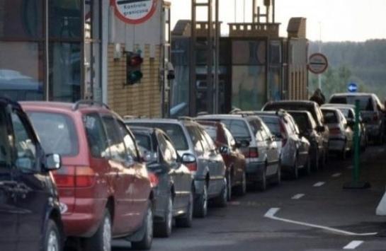 Найбільша у Чопі — тут нарахували 90 автомобілів.