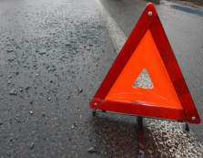 У Хусті через нетверезого водія зіткнулися два транспортні засоби
