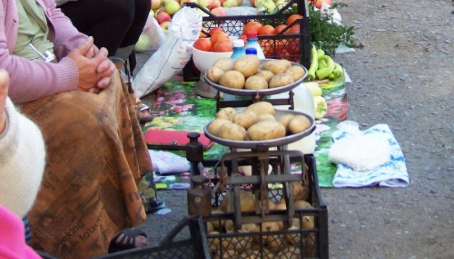 З 11 червня 2021 року торгівля на стихійному ринку по вулиці Голлоші заборонена.