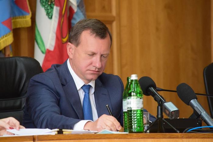 Про це йдеться на офіційній сторінці Ужгородської міськради.