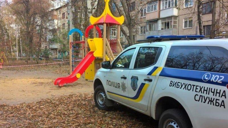Харьковская милиция задержала мужчину, который пришел к бывшей жене и взорвал несколько гранат прямо в квартире. В результате одного из взрывов ему отрубили руку.