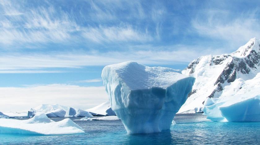 У регіоні з'являються нові острови, які роками були приховані під товщею льоду.
