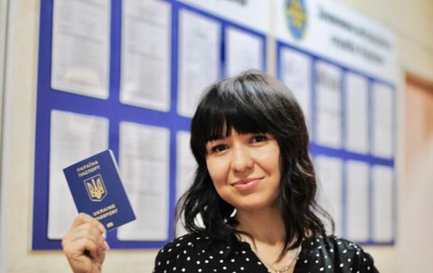 Державна міграційна служба інформувала про кількість біометричних документів, які були оформлені в липні і з початку 2018 року.