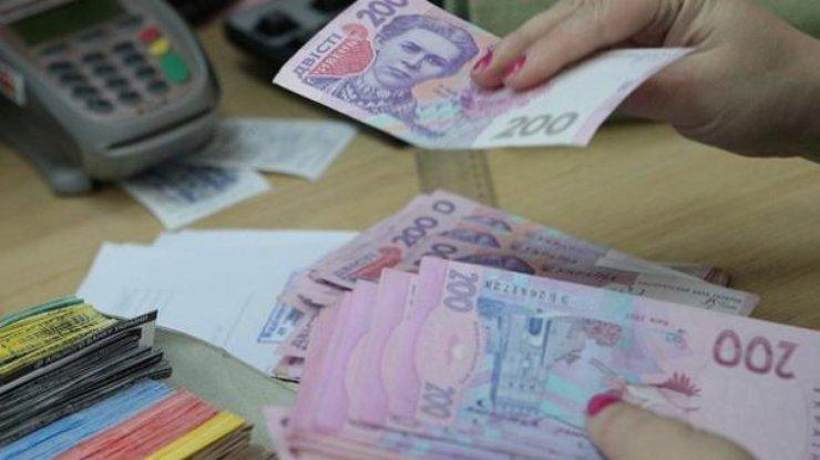 У листопаді вона становила 9338 гривень.