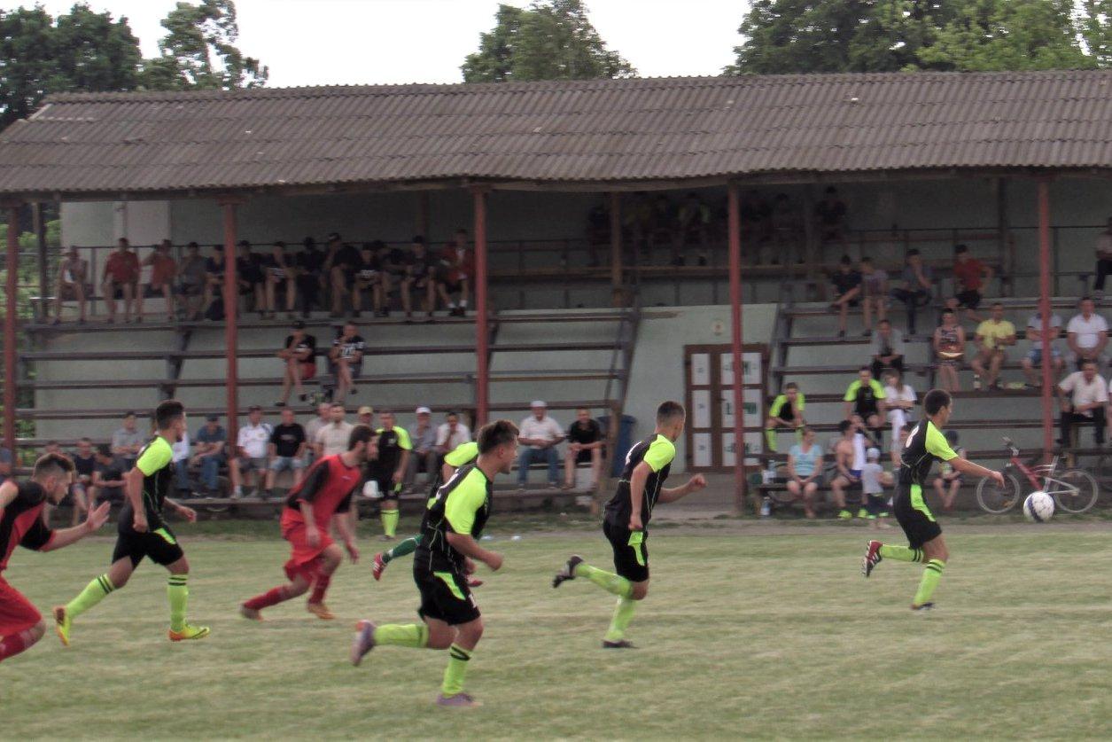 Вже в цю неділю, 28 липня, кубковий турнір стартує у селі Великі Лучк.